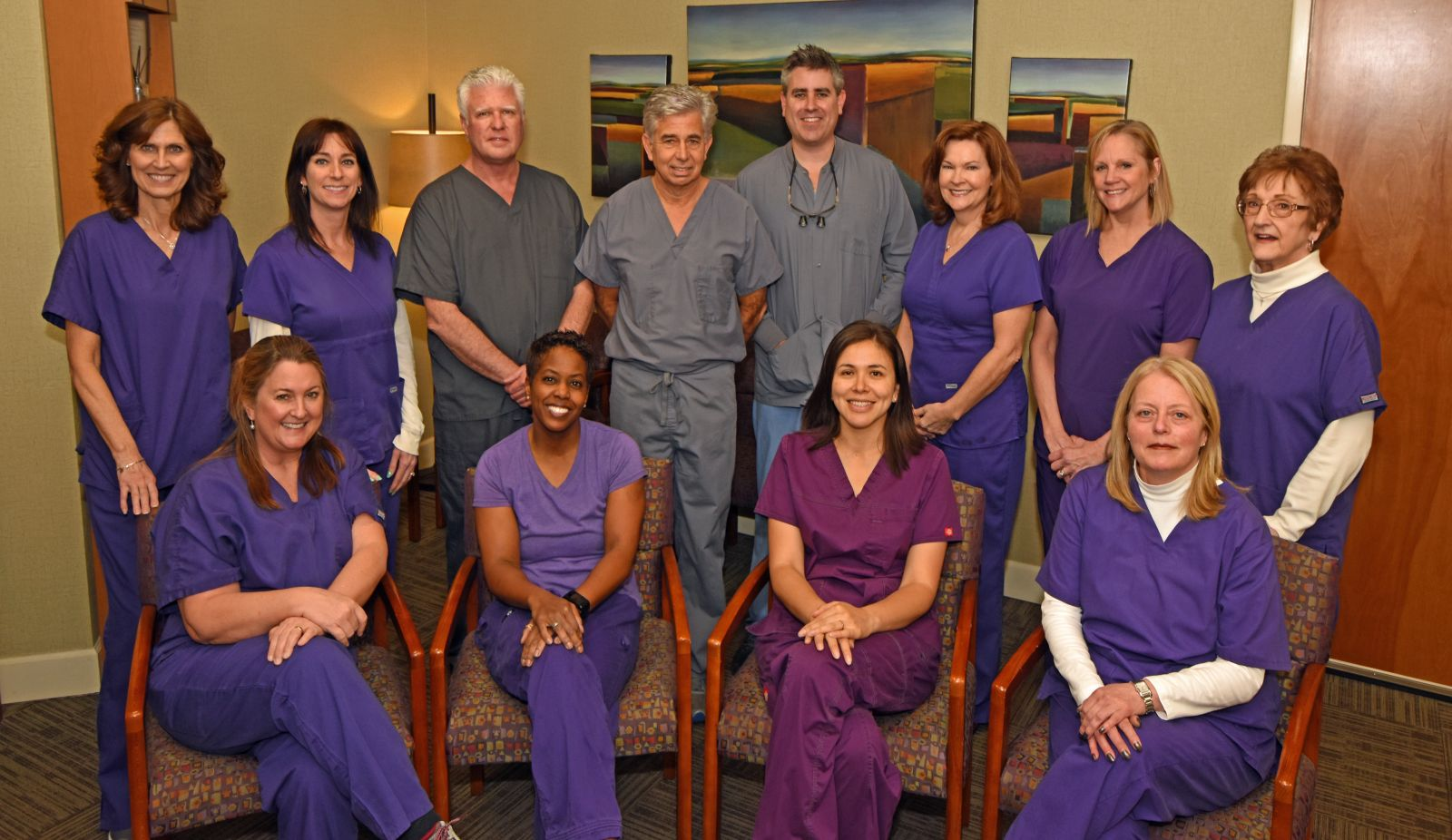 Dental Staff at Cary Implant & General Dentistry